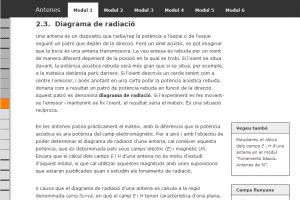 Barra de navegació HTML5