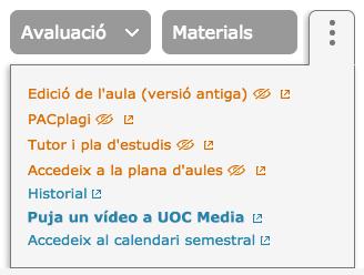 Puja vídeos a UOCMedia