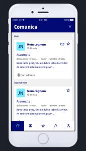 App notificacions fòrums