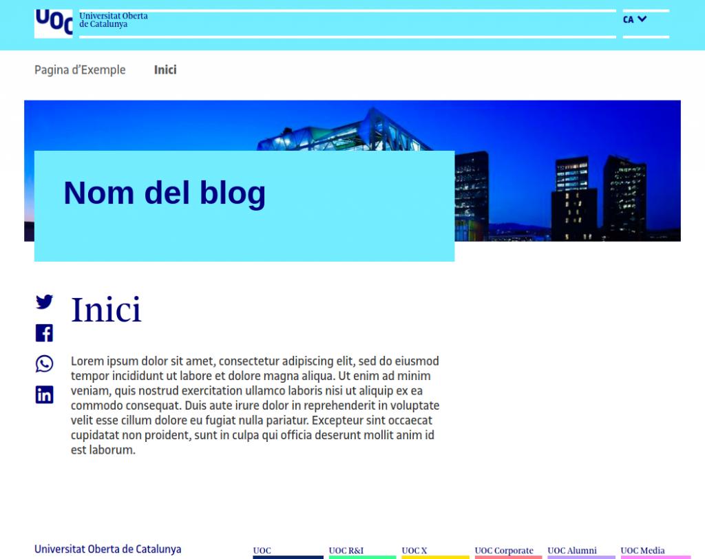 Blog de difusió